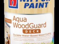 立邦護格保戶外水性木器保護漆