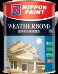立邦屋得保外牆保護漆